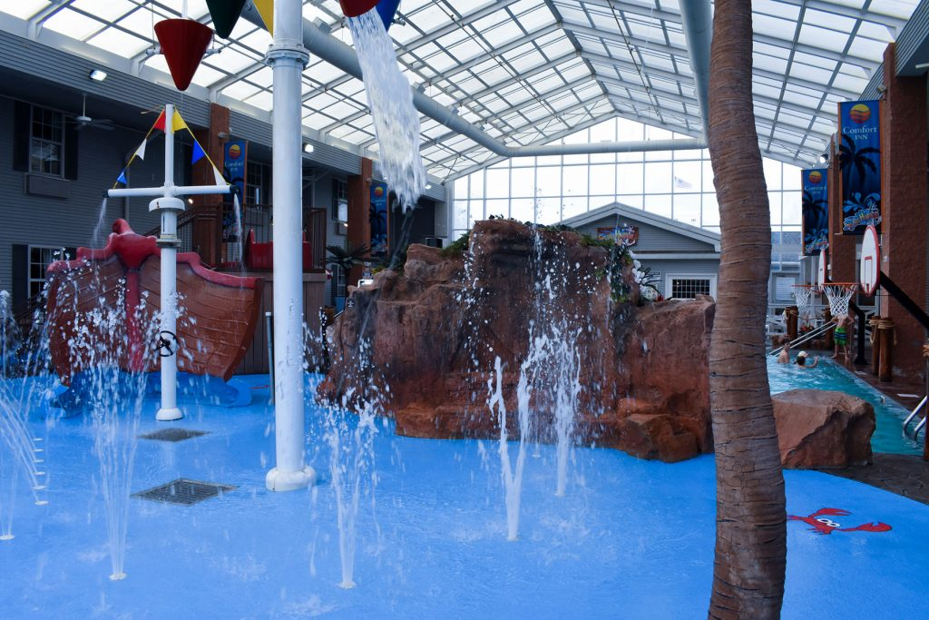 hotel waterpark mansfield splash harbor