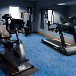 Hotel Gym Amenities near Mansfield Ohio